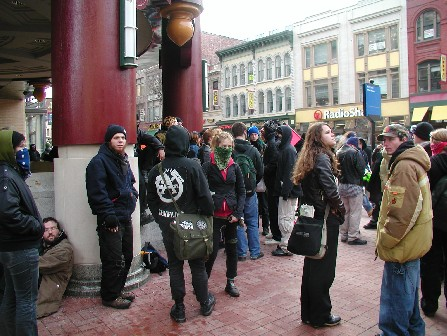 Anarchists Gathering