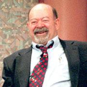 Photo: Reagan Spokesman Lyn Nofziger Dead at 81