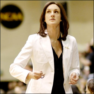 Maggie Dixon, Army Basketball Coach, Photo
