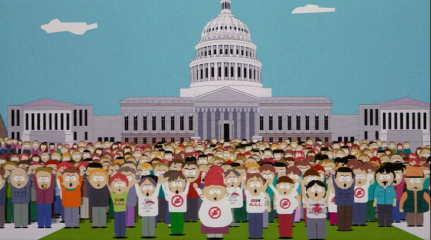 Blame Canada South Park Movie Photo