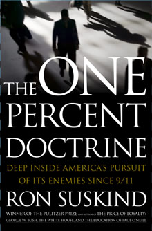 One Percent Doctrine Ron Suskind Cover