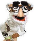 Glenn Greenwald Sock Puppet