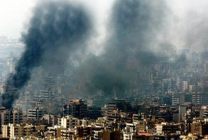 Reuters Recalls Fake Beirut Photo After Exposed by Blogs