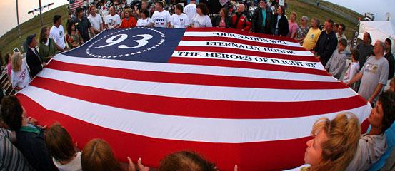 9/11 5th Anniversary - Flight 93 Remembered Photo