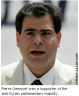 Photo Pierre Gemayel was a supporter of the anti-Syrian parliamentary majority.  He was assassinated Tuesday.
