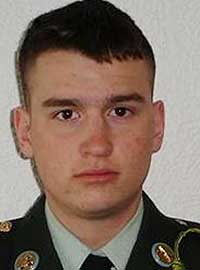Photo SPC Ross McGinnin Nominated for Medal of Honor