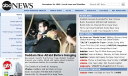 Saddam Executed ABC News Website Photo