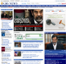 Saddam Executed CBS News Website Photo