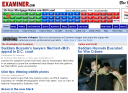 Saddam Executed Washington Examiner Website Photo