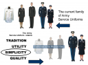 Army Service Uniform Phases Out Many Uniforms Photo