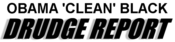 Drudge Clean Obama