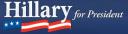 Hillary for President Banner
