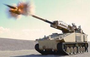 Non-Line-of-Site Cannon Photo