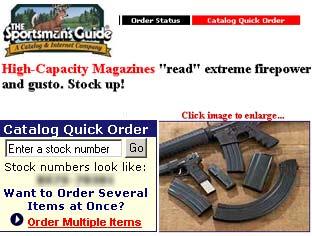 Ammo Clip Ad - The Blotter