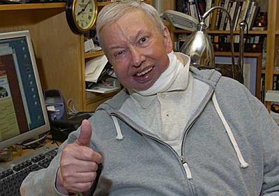 Thumbs Up for Roger Ebert!