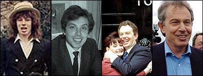 Tony Blair BBC Photo Montage