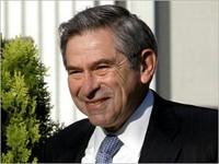 Paul Wolfowitz Photo