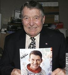 Astronaut Wally Schirra Photo