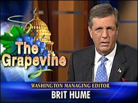 Brit Hume FOX News Grapevine Photo