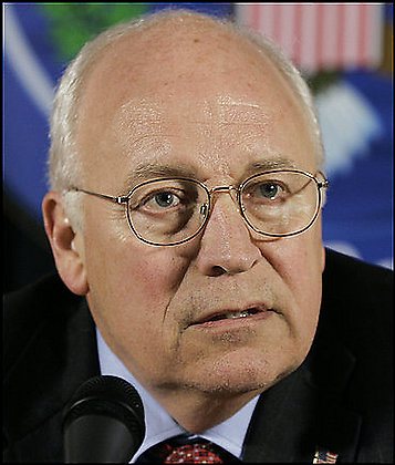 Dick Cheney Says Screw You to National Security Vice President Cheney's office hasn't complied with an executive order on classified data since 2003.