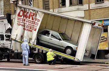 London Car Bomb Plot Foiled Photo