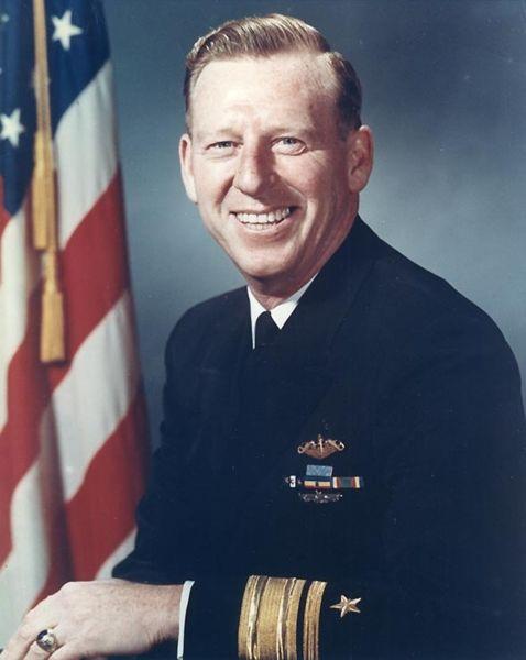 Admiral Eugene B. Fluckey