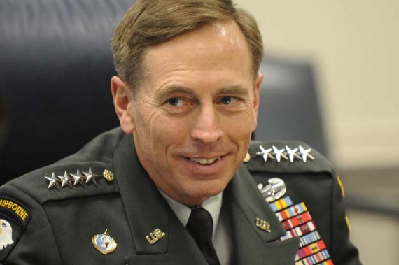 David Petraeus Resigns As CIA Director, Admitting To Extra-Marital Affair - David-Petraeus-570x379