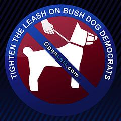 Bush Dog Purge Logo