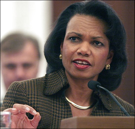 Condoleeza Rice's Highs and Lows Photo