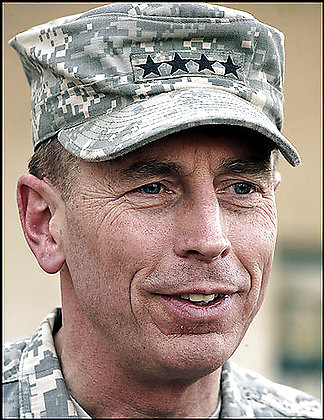 "General David Petraeus Photo Gen. David Petraeus was called the ""archetype"" for new Army leaders. Photo Credit: AP"