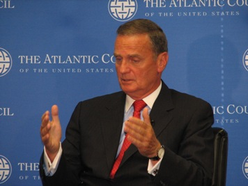 General James Jones Atlantic Council Photo