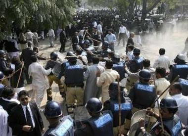 Pakistan Riots