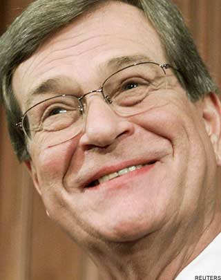 Trent Lott and the Politics of Cashing In  Trent Lott in happier times, when his neo- confederate views were ignored by the media