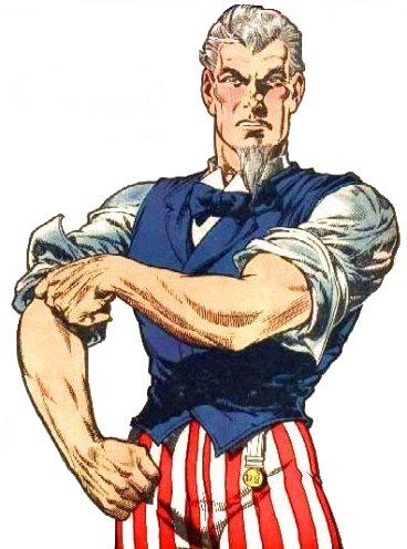 Uncle Sam National Comics #1 (1940)