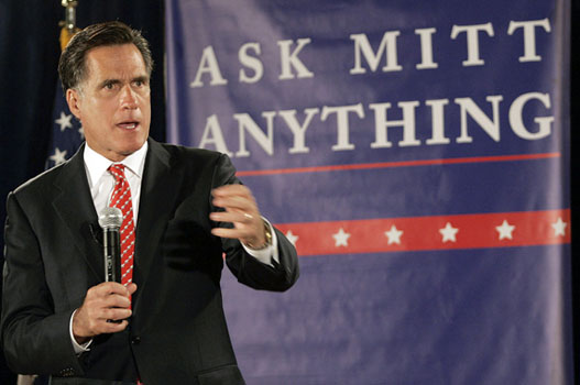 Does Romney's America Include Non-Believers? Ask Mitt Anything!