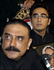 Bilawal Bhutto Zardari Photo Newly-appointed chairperson of the Pakistan People
