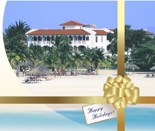 Happy Holidays Bucuti
