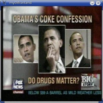 Clinton Team: Obama Will Be Attacked on Drug Use