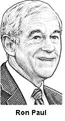 Ron Paul Third in New Hampshire?