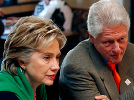 Blacks Turning on Clintons?