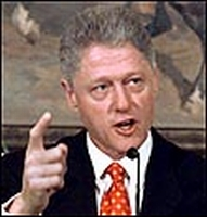 Obama Shocked! Shocked! at Clinton Lies