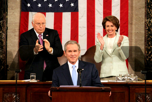 Bush State of the Union 2007 Photo