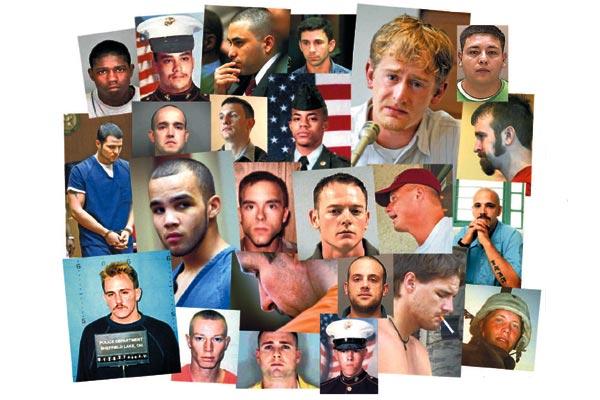 Crazy Veterans NYT Photo