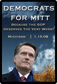 Democrats for Romney