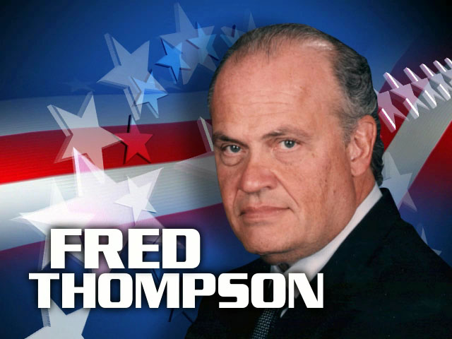 Fred Thompson Withdraws - Officially