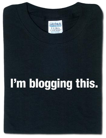 Bloggers National Security Threat!
