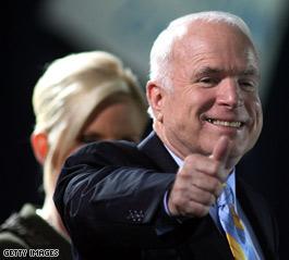 John McCain Wins Florida Primary