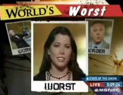 Mary Katharine Ham 'Worst Person in the World'