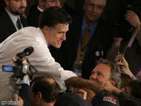 Why Mitt Romney Won Michigan