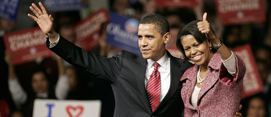 Barack Obama Wins South Carolina